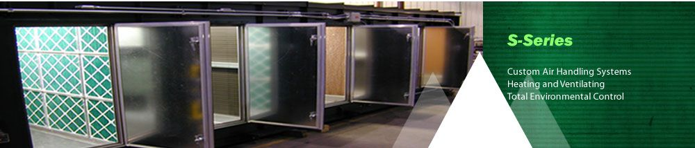 Custom Air Handling Systems