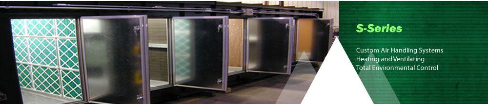 Custom Air Handling Systems