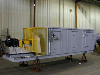 Steam Powered Air Handling System