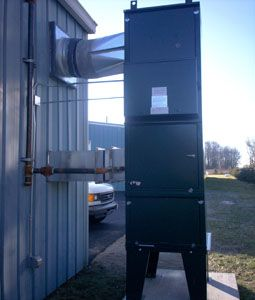 Return Air Heating and Ventilating