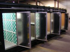 Air Handlers for Paint Finishing