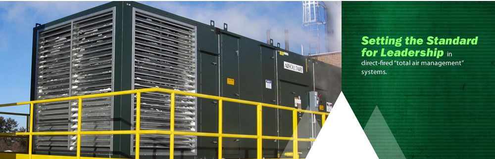 Direct-fired Total Air Managment Systems
